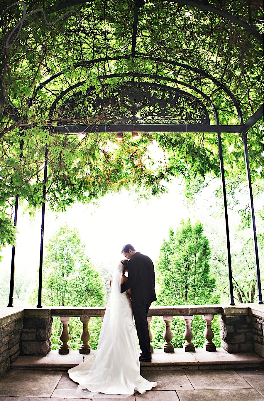 Carla Josh Cheekwood Botanical Gardens Wedding By Joy