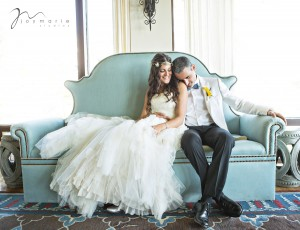 Bel-Air Bay Club Malibu Wedding