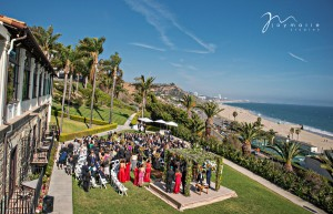 Bel-Air Bay Club Wedding Malibu