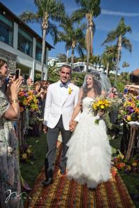 Malibu Wedding at Bel-Air Bay Club