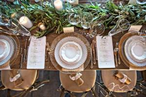Sonoma Wedding Details