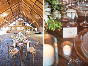 Winery Wedding Details